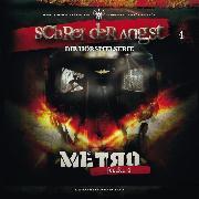 Cover-Bild zu Feeder 04: Metro (Audio Download) von Fehse, Carsten