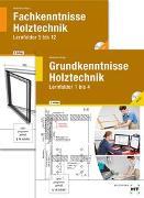 Cover-Bild zu Paketangebot Holztechnik II von Behre, Henner