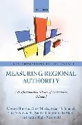 Cover-Bild zu Measuring Regional Authority (eBook) von Hooghe, Liesbet
