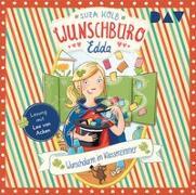 Cover-Bild zu Wunschbüro Edda - Teil 4: Wunschalarm im Klassenzimmer von Kolb, Suza