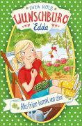 Cover-Bild zu Wunschbüro Edda - Alles Grüne kommt von oben von Kolb, Suza