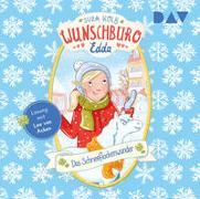 Cover-Bild zu Wunschbüro Edda - Teil 6: Das Schneeflockenwunder von Kolb, Suza