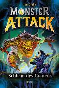 Cover-Bild zu Monster Attack (2). Schleim des Grauens von Drake, Jon