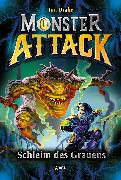 Cover-Bild zu Monster Attack (2). Schleim des Grauens (eBook) von Drake, Jon