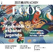 Cover-Bild zu Spanisch lernen Audio - Spielend Spanisch lernen (Audio Download) von Jimenez, Covadonga