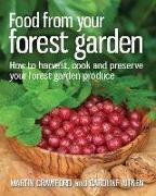 Cover-Bild zu Food from your Forest Garden (eBook) von Crawford, Martin