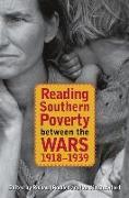 Cover-Bild zu Reading Southern Poverty Between the Wars, 1918-1939 von Warnes, Andrew (Solist)