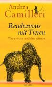 Cover-Bild zu Rendezvous mit Tieren von Camilleri, Andrea