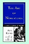 Cover-Bild zu The Art of Nonfiction (eBook) von Rand, Ayn
