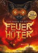 Cover-Bild zu Zane gegen die Götter, Band 2: Feuerhüter von Cervantes, J. C.