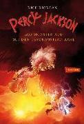 Cover-Bild zu Percy Jackson: Percy Jackson - Auf Monsterjagd mit den Geschwistern Kane von Riordan, Rick