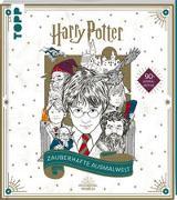 Cover-Bild zu Harry Potter - Zauberhafte Ausmalwelt von frechverlag