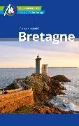 Cover-Bild zu Bretagne Reiseführer Michael Müller Verlag (eBook) von Schmid, Marcus X.
