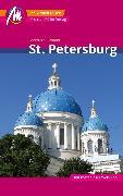 Cover-Bild zu St. Petersburg Reiseführer Michael Müller Verlag (eBook) von Schmid, Marcus X.