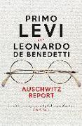 Cover-Bild zu Auschwitz Report von Levi, Primo