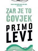 Cover-Bild zu Zar je to covjek (eBook) von Levi, Primo