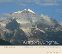 Cover-Bild zu Kraftort Jungfrau von Hänni, Pier