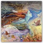 Cover-Bild zu Celestial Journeys by Josephine Wall - Himmlische Reisen von Josephine Wall 2022