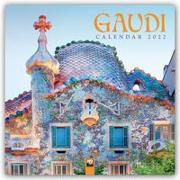Cover-Bild zu Gaudí - Antoni Gaudí 2022