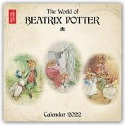 Cover-Bild zu The World of Beatrix Potter - Die Welt der Beatrix Potter 2022 von Flame, Tree (Hrsg.)