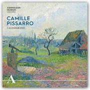 Cover-Bild zu Camille Pissarro 2022 von Flame, Tree (Hrsg.)