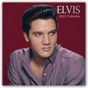 Cover-Bild zu Elvis 2022 - 16-Monatskalender