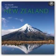 Cover-Bild zu New Zealand - Neuseeland 2022 - 16-Monatskalender