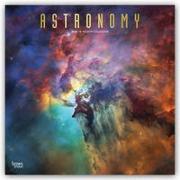 Cover-Bild zu Astronomy - Astronomie 2022 - 18-Monatskalender