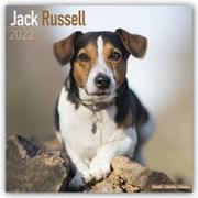 Cover-Bild zu Jack Russell Terriers 2022 - 18-Monatskalender mit freier DogDays-App