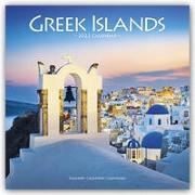 Cover-Bild zu Greek Islands - Griechischen Inseln 2022