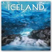 Cover-Bild zu Iceland - Island 2022 - 16-Monatskalender