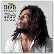 Cover-Bild zu Bob Marley - Offizieller Kalender 2022 - 16-Monatskalender