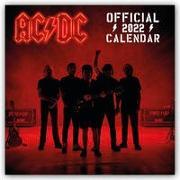 Cover-Bild zu ACDC 2022 - 16-Monatskalender