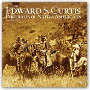 Cover-Bild zu Portraits of Native Americans - Amerikanische Ureinwohner 2022 - 18-Monatskalender von Curtis, Edward S. (Fotogr.)