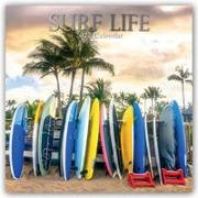 Cover-Bild zu Surf Life - Surfen - Surfing 2022 - 16-Monatskalender