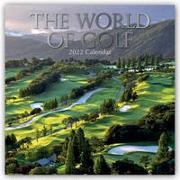 Cover-Bild zu Golf Courses - Golfplätze 2022 - 18-Monatskalender