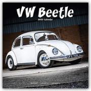 Cover-Bild zu Volkswagen Beetle - VW Käfer 2022 - 18-Monatskalender