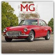 Cover-Bild zu MG - MG Automobile 2022