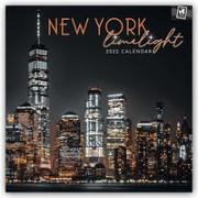 Cover-Bild zu New York Limelight - New York im Rampenlicht 2022 - 16-Monatskalender