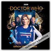 Cover-Bild zu Doctor Who - 13. Doktor 2022 - Wandkalender