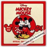 Cover-Bild zu Disney Mickey Mouse 2022 - Wandkalender