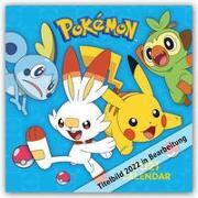 Cover-Bild zu Pokémon 2022 - Wandkalender