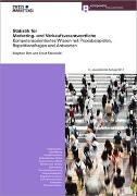 Cover-Bild zu Statistik für Marketing- und Verkaufsverantwortliche