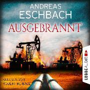 Cover-Bild zu Ausgebrannt (Ungekürzt) (Audio Download) von Eschbach, Andreas