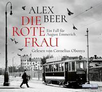 Cover-Bild zu Die rote Frau von Beer, Alex