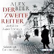 Cover-Bild zu Der zweite Reiter (Audio Download) von Beer, Alex