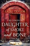Cover-Bild zu Complete Daughter of Smoke and Bone Trilogy (eBook) von Taylor, Laini