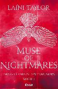 Cover-Bild zu Muse of Nightmares - Das Geheimnis des Träumers von Taylor, Laini