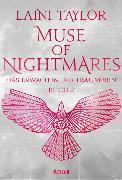 Cover-Bild zu Muse of Nightmares - Das Erwachen der Träumerin von Taylor, Laini
