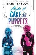 Cover-Bild zu Night of Cake & Puppets (eBook) von Taylor, Laini